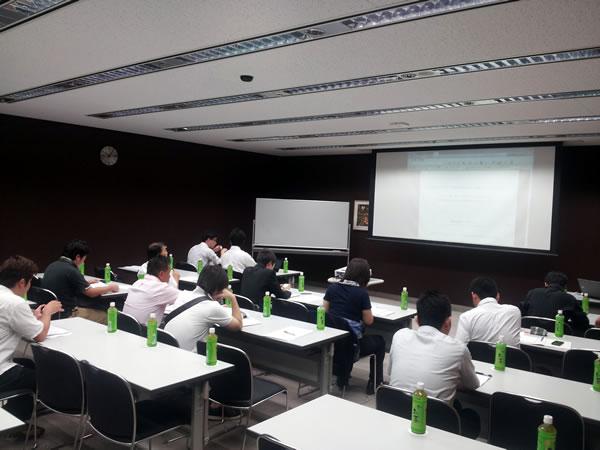 東京でWopdPressSEOセミナー会場